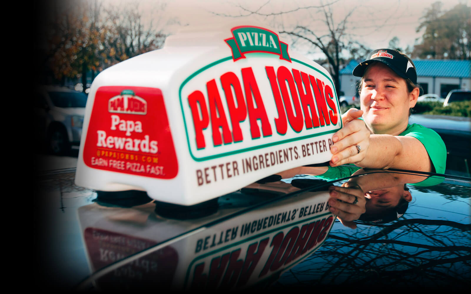 Papa John's Delivery Driver jobs