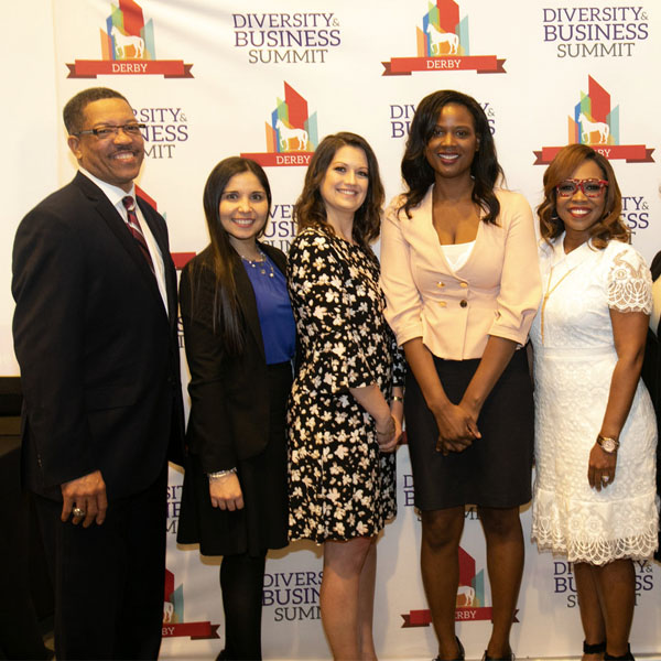 Papa John's attends the Diversity & Business Summit