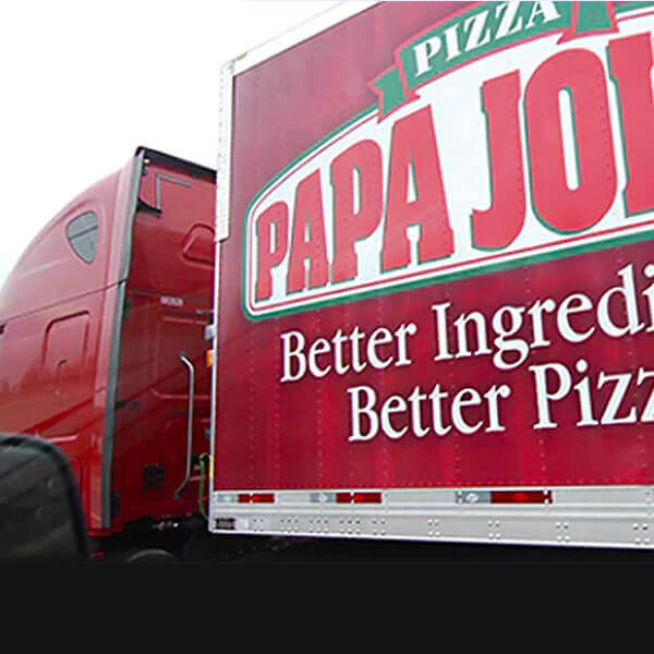 Papa John's Transportation and CDL Driver job description